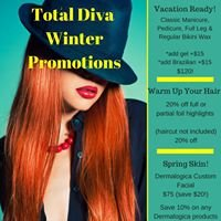 Total Diva Boutique Spa
