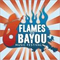 Flames on the Bayou