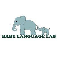 The Baby Language Lab at the University of Manitoba