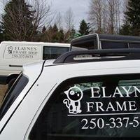 Elayne's Frame Shop