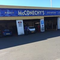 McConnechy's tyre centre