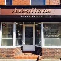 Shades of bronze tanning beauty and hair salon