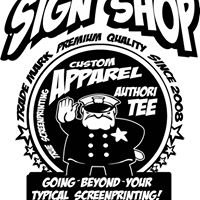 SIGN SHOP @ BLACK TOOTH METAL