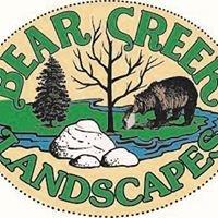BEAR CREEK LANDSCAPES & DESIGN