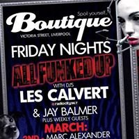 The Boutique Liverpool
