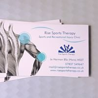 Rise Sports Therapy