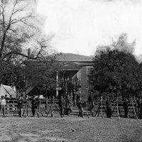 Old Appomattox Court House