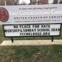 First Congregational Church in Melrose UCC