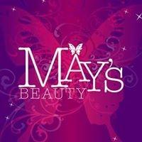 May's beauty香港仔裕輝商場中心24樓01室