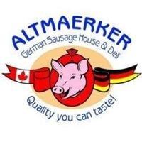 Altmaerker German Sausage House and Deli