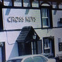 Cross Keys at Glan Conwy
