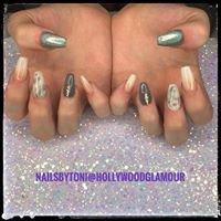 Hollywoodglamour Nails,beauty and makeup