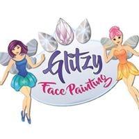 Glitzy Facepainting
