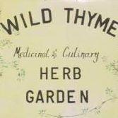 Wild Thyme Herb Garden