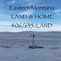 Eastern Montana LAND & HOME