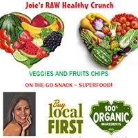Joie's RAW  Healthy Crunch
