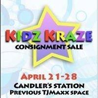 Kidz Kraze Children's Consignment Sale