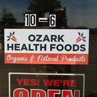 Ozark Health Foods