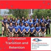 MSU Denver Orientation, Transition, and Retention