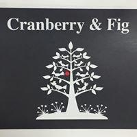Cranberry & Fig
