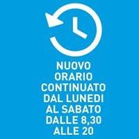 Farmacia S. Adriano - orario continuato-