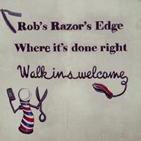 Rob's Razor's Edge