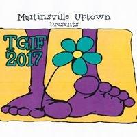 TGIF Concert Series in Uptown Martinsville