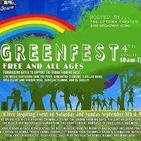 Uptown Greenfest