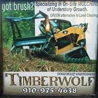 Timberwolf Property Solutions - Forestry Mulching Services.