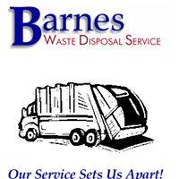 Barnes Waste Disposal Service Inc.