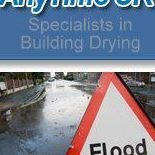 Anytime UK - Water & Flood Damage Restoration and Building Maintenance