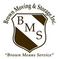 Brown Moving and Storage