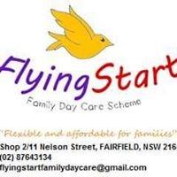 Flying start Family Day Care Scheme