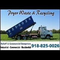 Pryor Waste & Recycling LLC