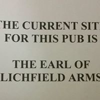 The Earl of Lichfield - The Drum