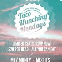 Taco Munching Mondays