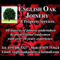 English Oak Joinery