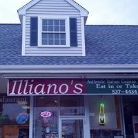 Illiano's of Colchester
