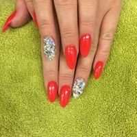 My Nails Within Hairzone
