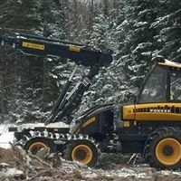 CTL Timber Harvesting
