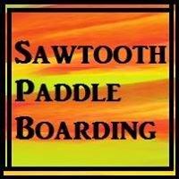 Sawtooth Paddle Boarding