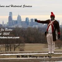 Becton Tours and historic Services