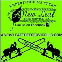A New Leaf Tree Service LLC