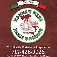 Mamma's Pizza (Loganville ) Italian Ristorante and sub shop