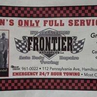 Frontier Auto Plus Inc