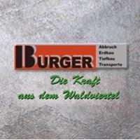 Tiefbau Burger GmbH