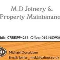 M.D Joinery & Property Maintenance