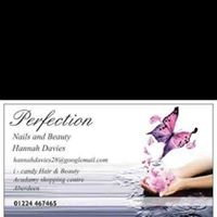 Perfection nails and beauty