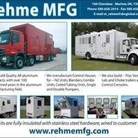Rehme Mfg., Inc.