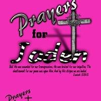 Prayers for Jaden